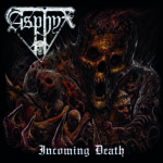 Asphyx - Incoming Death Cover