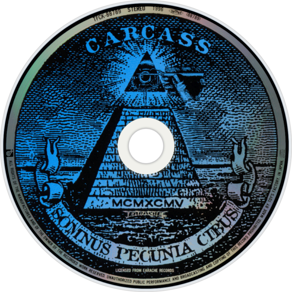 carcass-swansong-cd