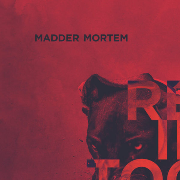 Albumcover Madder Mortem -Red In Tooth And Claw