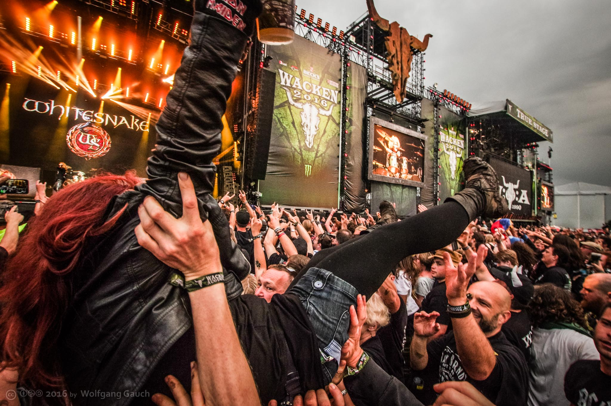 Wacken 2019 Bands