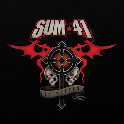 Sum 41 - 13 Voices (Cover Artwork)