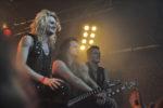 Kissin' Dynamite live in Bochum 2016 (Foto von Sarah Mühl)