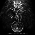 Bestial Raids - Master Satan's Witchery Cover