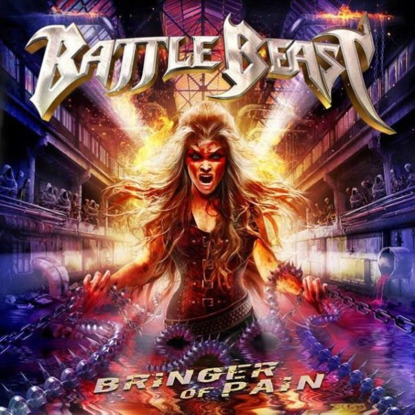 Battle Beast - Bringer of Pain Cover