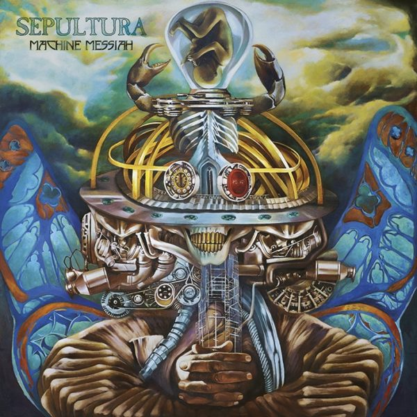 Sepultura -Machine Messiah