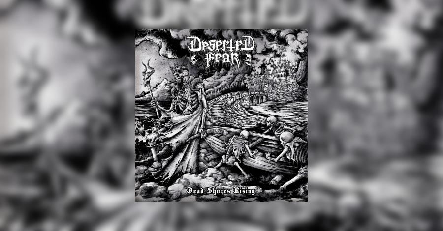 Deserted Fear Dead Shores Rising Review Metal De