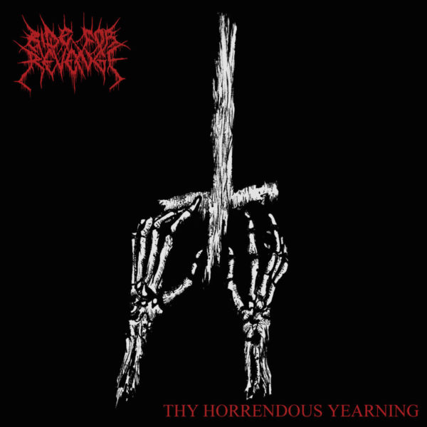 Bild Ride For Revenge The Horrendous Yearning Cover