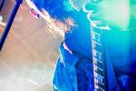 Gloryhammer als Support von Hammerfall bei der Built To Tour 2017 Saarbrücken