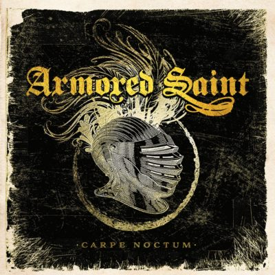 Bild Armored Saint Carpe Noctum Album 2017 Cover Artwork