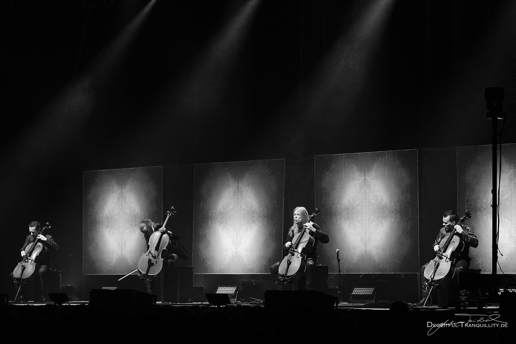 """Fotos von Apocalyptica - 20 years of """"Plays Metallica By Four Cellos"""" in Berlin"""