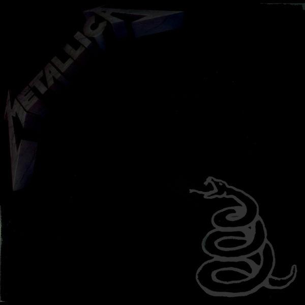 Metallica - Metallica (Artwork)