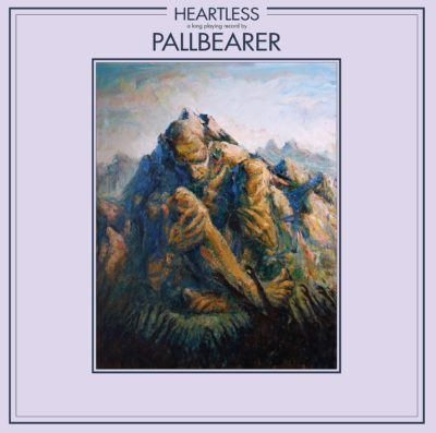 "PALLBEARER - ""Heartless"" (Albumcover)"