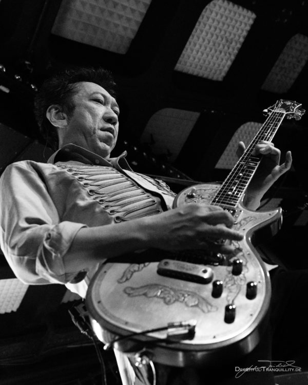 Konzertfotos von Hotei - European Tour 2017 in Berlin
