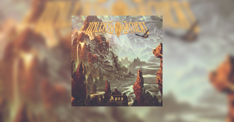 unleash the archers apex album review
