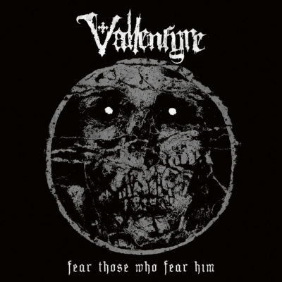 Bild Vallenfyre Fear Those Who Fear Him Album 2017 Cover Artwork