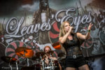 Live-Foto: Leaves' Eyes auf dem KSK Music Open 2017