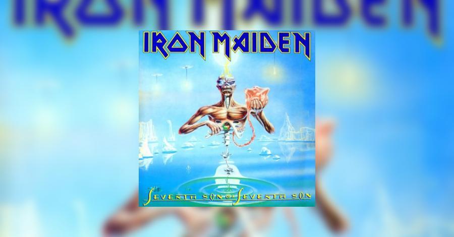 Iron Maiden Seventh Son Of A Seventh Son Tour