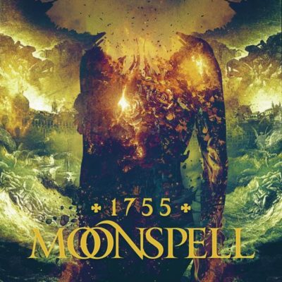 Moonspell - 1755 (Cover)