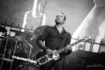Konzertfotos von Volbeat auf der Seal The Deal Tour 2017