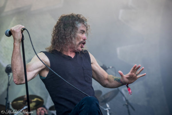 Overkill auf dem Summer Breeze Open Air 2017