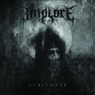 Albumcover Implore - Subjugate