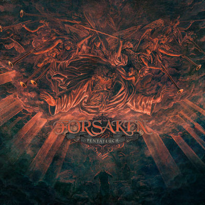 Forsaken - Pentateuch (Cover-Artwork)