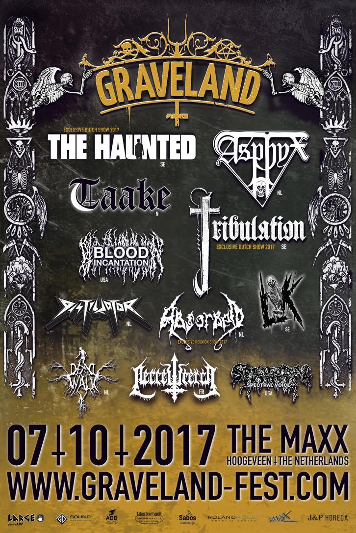 Graveland Festival - Poster 2017
