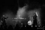 Konzertfoto von Sirenia auf der Female Metal Voices Tour 2017