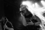 Konzertfoto von The Agonist auf der Female Metal Voices Tour 2017