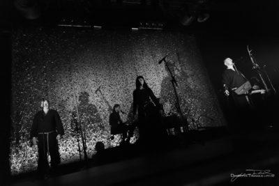 Konzertfoto von Wardruna bei der Autumn Tour 2017