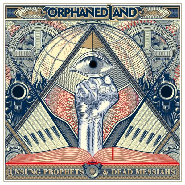 Orphaned Land - Unsung Prophets And Dead Messiahs