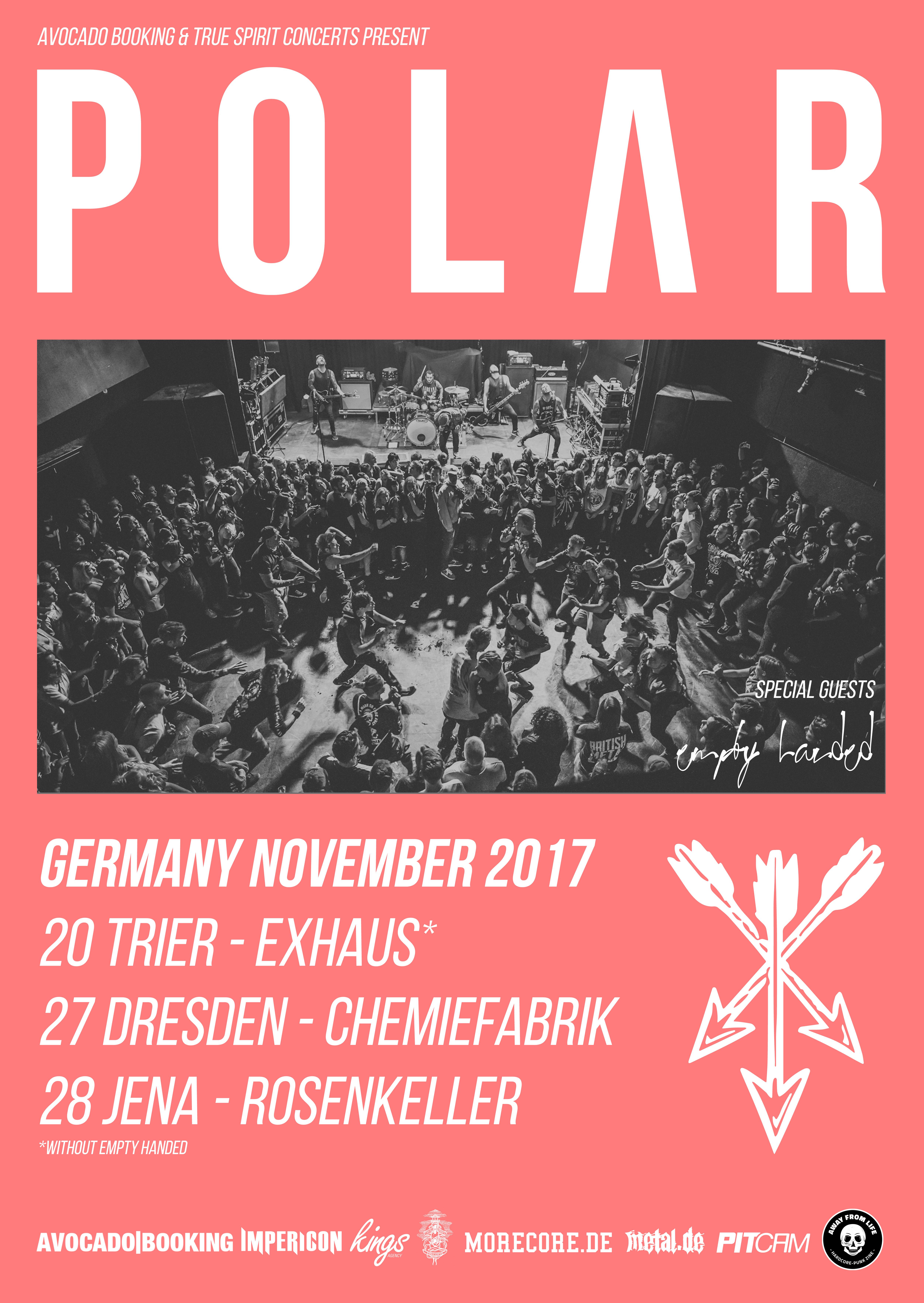 Polar Novemberdates 2017