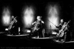 Konzertfotos von Apocalyptica auf der Plays Metallica By Four Cellos Tour.
