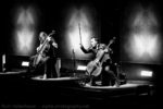 Konzertfotos von Apocalyptica auf der Plays Metallica By Four Cellos Tour.