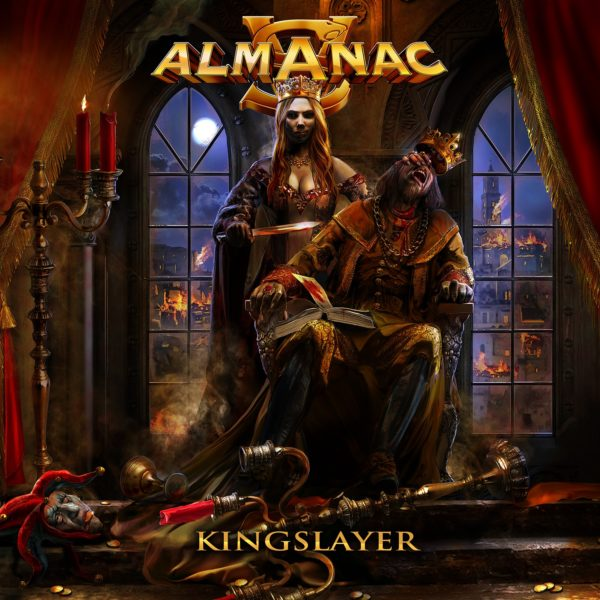 Almanac - Kingslayer Cover