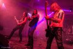Live Foto von Desaster auf dem Malta Doom Metal Fest 2017