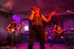 Live Foto von King Witch auf dem Malta Doom Metal Fest 2017