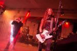 Live Foto von Wheel auf dem Malta Doom Metal Fest 2017