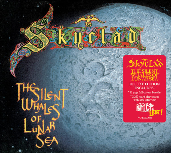 Skyclad - The Silent Whales of Lunar Sea (Cover)