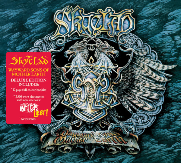 Skyclad - The Wayward Sons of Mother Earth (Cover)