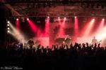 Konzertfotos von Clawerfield auf der Say Goodbye Tour 2017