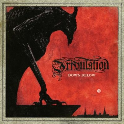 Tribulation Down Below Cover