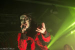 Konzertfotos von Wednesday 13 auf der Bloodsick UK and European Tour 2017