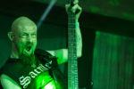 Live Foto von Sacrilege NWoBHM auf dem Malta Doom Metal Fest 2017