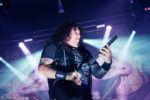 Konzertfotos von Testament auf der Brotherhood of the Snake Tour 2017