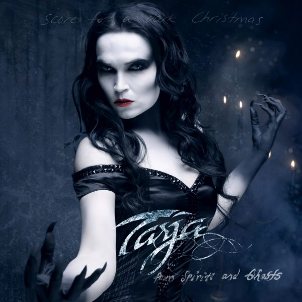 Tarja - From Spirits and Ghosts- Cover Artwork
