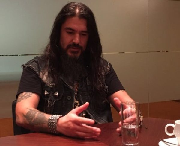 Robb Flynn von MACHINE HEAD (Interview 2017)
