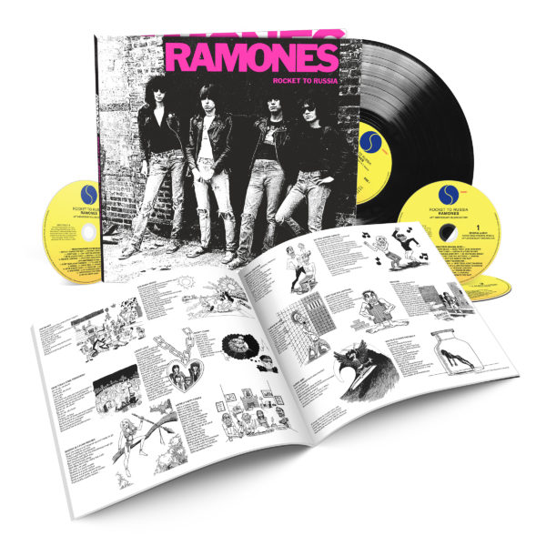 Ramones - Rocket to Russia - 2017 - Deluxe Edition