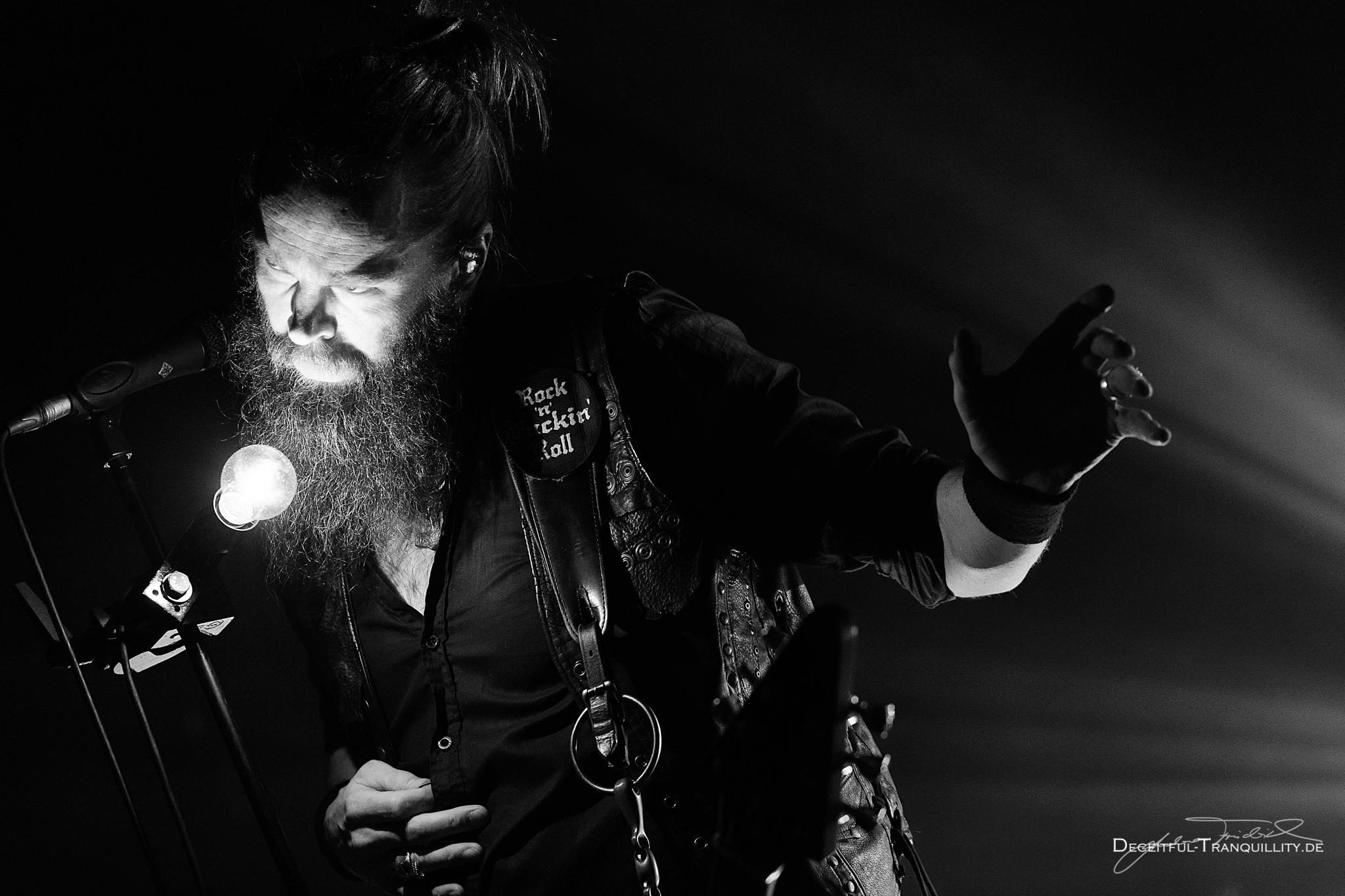 Konzertfoto von Solstafir - Winter Tour 2017