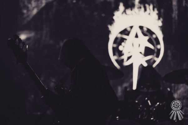 Konzertfoto von Almyrkvi - Astral Maledictions Tour 2017